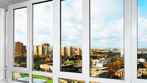 Вікна панорамні