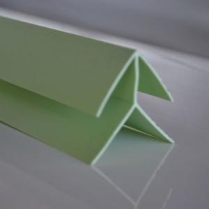 Угол наружный зеленый
