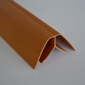 Угол внутренний светло-коричневый