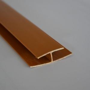 Соединительная полоса светло-коричневая