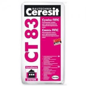 Клей для ППС Ceresit CT-83 25кг